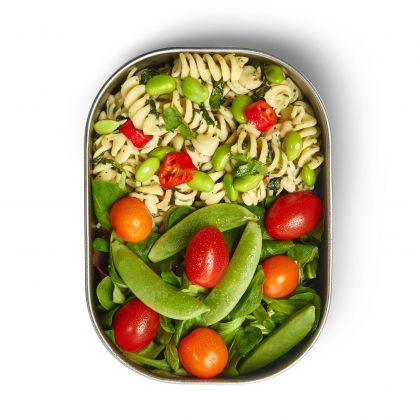 Edelstahl Lunch Box 600 ml Ozean